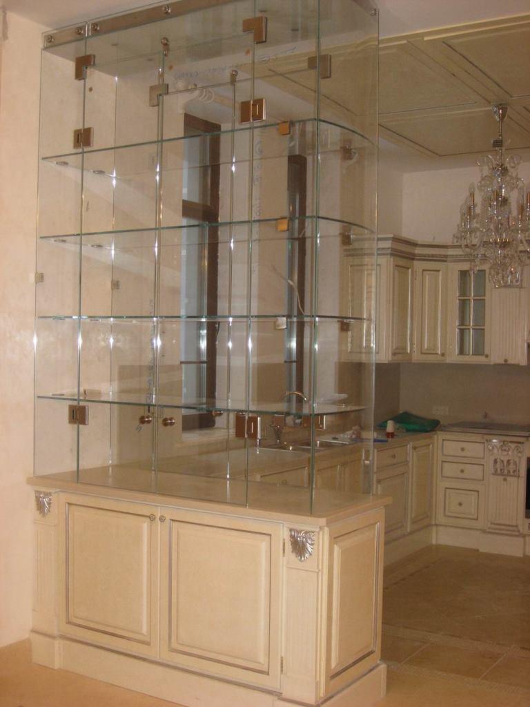 изготовление витринных стекол