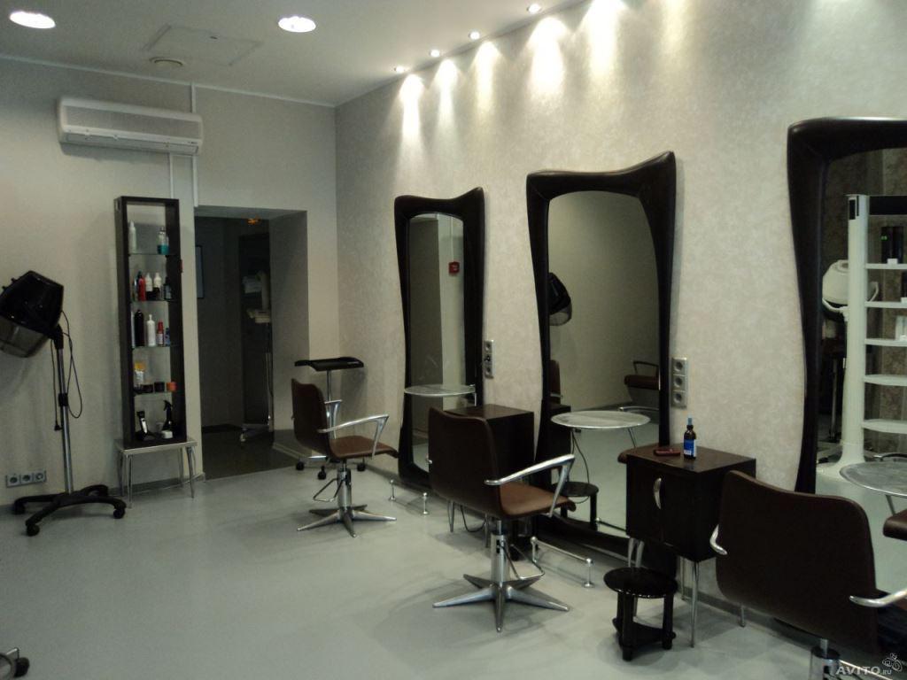 зеркало в парикмахерскую